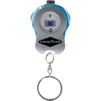 ZTL181 DIGITAL TIRE GAUGE KEYTAG