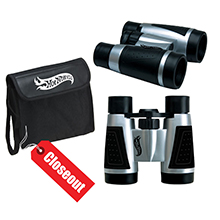 ZBN120<Br>CLOSE OUT<br>4x30 ERGO BINOCULARS