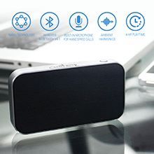 BTS20<Br><br>NANO BLUETOOTH SPEAKER WITH BUILT-IN MIC