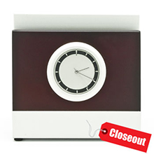 ZCK280<Br>CLOSE OUT<br>EXECUTIVE BUSINESS CARD CLOCK