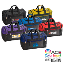 DB250<Br><br>BRUNEL SPORTS DUFFEL BAG
