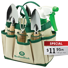 GS622 7 PC INDOOR GARDEN TOOL SET