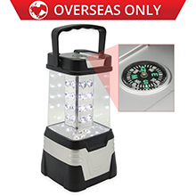 LL032 OVERSEAS<Br>FACTORY DIRECT<br>32 LED LANTERN