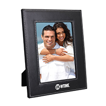 LT5X7<Br><br>5X7 LEATHERETTE PHOTO FRAME