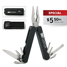 MT910<Br><br>HUNTSMAN MULTI-FUNCTION TOOL