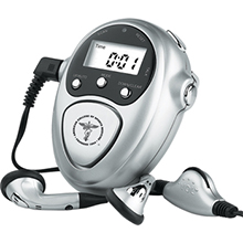 ZRD355<Br>CLOSEOUT<br>TALKING SCANNER/PEDOMETER