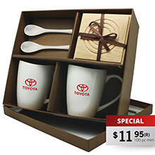 SM222 BARISTA - 6 PIECE COFFEE SET
