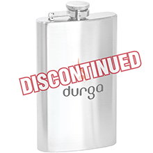 SM910<Br><br>LINCOLN - 5 OZ STAINLESS STEEL HIP FLASK
