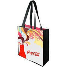 LTB338 OVERSEAS<Br>FACTORY DIRECT<br>FULL COLOR NON-WOVEN LAMINATED BAG