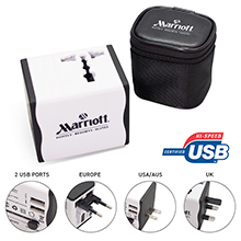 TA365<Br>NEW ARRIVAL<br>UNIVERSAL TRAVEL ADAPTER