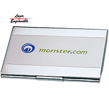 TL160<Br><br>DUAL TONE BUSINESS CARD HOLDER