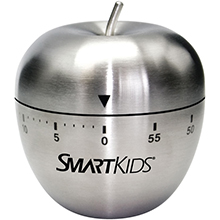 TM55<Br><br>STAINLESS STEEL WINDING APPLE TIMER