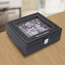 WB600<Br><br>LEATHERETTE WATCH BOX