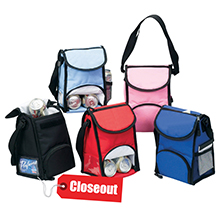 ZCL221<Br>CLOSE OUT<br>COOLER LUNCH PACK