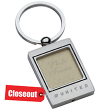 ZKT75<Br>CLOSE OUT<br>PHOTO FRAME KEY TAG