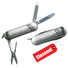 ZSK926<Br>CLOSE OUT<br>MULTIFUNCTION STAINLESS STEEL TOOL