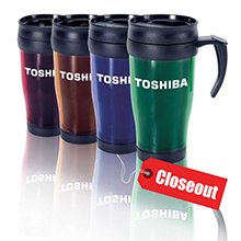 ZSM425<Br>CLOSEOUT<br>INSULATED TRAVEL MUG