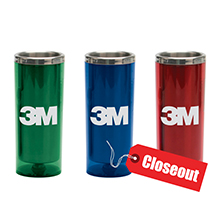 ZSM485<Br>CLOSEOUT<br>SLIM SHOT GLASS