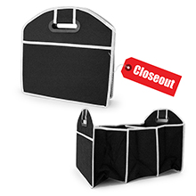 ZTO700<Br>CLOSE OUT<br>AUTO TRUNK ORGANIZER